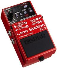 BOSS RC-3 Loop Station RC3 from Japan EMS w/ Tracking NEW