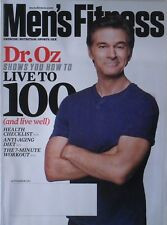 DR. OZ - Shows You How to Live to 100 SEPTEMBER 2011 MEN'S FITNESS Magazine