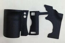 New Camera body cover Grip RUBBER SET With Tape For Canon  5DII 5D2 5D MARK II