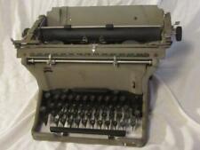 Vintage Underwood Typewriter 1923- original vinyl cover