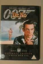 Dr. No (2-Disc ULTIMATE EDITION)  JAMES BOND.  New - not sealed.