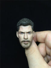 1/6 Thor Odinson The Avengers Series Head Carved Sculpt  Figure Model Toy