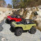 Axial 1/24 SCX24 Deadbolt 4 Wheel Drive Rock Crawler Brushed RTR
