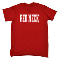 Funny Novelty T-Shirt Mens tee TShirt - Red Neck