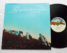 """SUPERCHARGE """" S/T """" USA ORIG LP VIRGIN PZ 34293 (1976) soul funk jazz EX/MINT"""