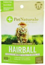 Hairball for Cats, Pet Naturals of Vermont, 30 chews 3 pack