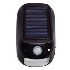 Solar/Battery Powered LED Dual Mode Security Motion Sensor Light