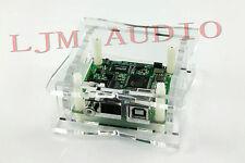 CM6631A USB to SPDIF coaxial optical 24/192 24bit 192kHz DAC soundcard with case
