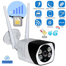Wireless Outdoor HD 2MP 1080P CCTV Security IR-CUT Wifi IP Camera Night Vision