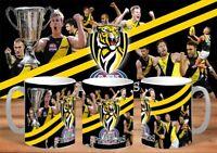 Richmond Tigers AFL 2020 Premiership Premiers 11Oz Ceramic Mug
