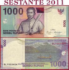 INDONESIA - 1000 1.000  RUPIAH 2009   - P  141j    - FDS / UNC