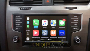 Wireless CarPlay VW Tiguan MK7 MIB1/2  Navigation Reverse Camera Retrofit