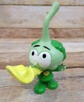 """Vintage 1983 Snorks """"Tooter Shelby"""" with Sea Shell PVC Figure by Schleich"""