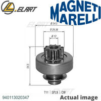 PINION STARTER FOR PEUGEOT RENAULT 309 II 3C 3A A8B D9A 162 DJZ MAGNETI MARELLI