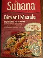 Biryani Masala 70g By Suhana, Rice Seasoning, Vegetable Biryani
