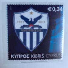 Cyprus 2011 Anorthosis Ammochostos Centenary - MNH.