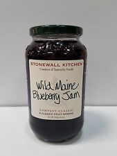 STONEWALL KITCHEN WILD MAINE BLUEBERRY JAM 30 OZ
