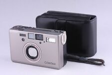 Contax T3 Silver Point & Shoot Film Camera [EXC++] from Japan