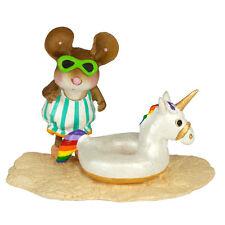 "Wee Forest Folk M-442b  ""Fun Floatie - Unicorn"""