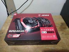 Gaming X MSI Radeon AMD RX 570 4GB GDDR5 Gaming Graphics Card