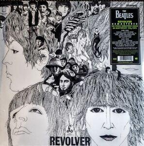 "THE BEATLES - REVOLVER - 180 GRAM VINYL LP - "" NEW, SEALED ""  IMPORT REMASTERED"