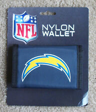 New San Diego Chargers Football Licensed NFL Sports  Wallet Nylon Trifold