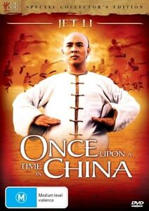 Once Upon A Time In China (DVD, 2007) BRAND NEW SEALED