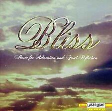 Bliss: Music for Relaxation and Quiet Reflection 1995 by M. Sadigh