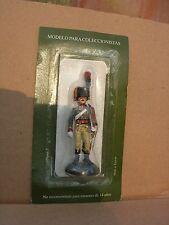 SOLDAT PLOMB MILITAIRE ALMIRALL PALOU 1/32 GARDE de NAPOLEON  1810 !!
