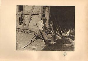 1902 Studio Aufdruck ~ Reparatur The Scythe von Robert Sterling