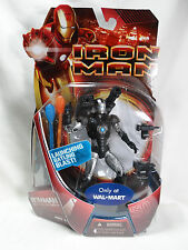 Iron Man Mark SO Stealth Operations Suit Figure Marvel New Sealed Walmart Exc