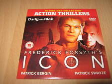 ICON ~ DAILY MAIL DVD PROMO EXCELLENT CONDITION