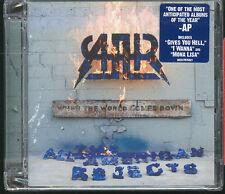 ALL - AMERICAN REJECTS - WHEN THE WORLD COMES - CD (NUOVO SIGILLATO)