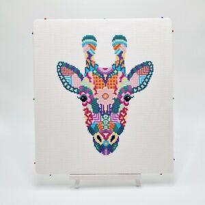 Mandala Giraffe Cross Stitch Kit by Meloca Designs