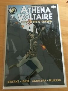 Athena Voltaire and the Golden Dawn Part 3 No 7 - Comic Book - B34-150