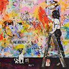 Yuvi, Artist Print ,digital embellished,signed, LOA, untitled