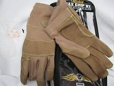 Camelbak Nomex / Made With Kevlar Grip NT MAX04 FAR Gloves, DESERT SAND MZ0502A