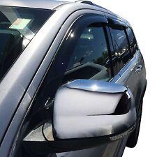 Tape-On Wind Deflectors 2011-2018 Jeep Grand Cherokee