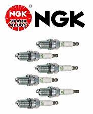 SET OF 6 NGK 4644 / BKR7E V-Power Made In Japan Premium Copper Spark Plugs