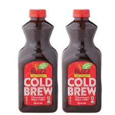 Wegmans Organic The Buzz Cold Brew Unsweetened Black Coffee (2 Pack)