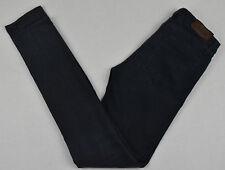 Womens ACNE JEANS Flex S Power Slim Leg Denim Blue Pants W30 L34
