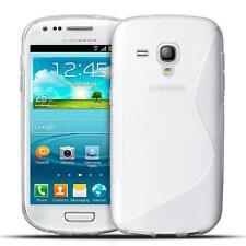 Case Samsung Galaxy S3 Mini Case Silicone Cover Pouch Case