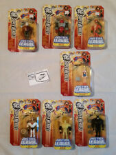 Justice League Unlimited Supergirl Wildcat Others ** Near Mint on Card ** Lot #2