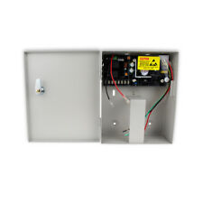 Control Power Supply Box 90/260VAC to 12VDC 5A Electric Locks, Video Intercoms