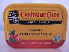 Capitaine Cook, Sardinen in Tomate und Pesto, Reingewicht: 115g