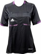 adidas Damen Refer 12 Schiedsrichter Trikot Referee Jersey Shirt kurzarm schwarz