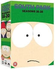 South Park: Season 16-20 [DVD][Region 2]