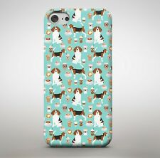 Cute Adorable Hungry Dog Brown Coffee Tasty Collage Animal Phone Case Cover