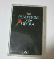 The Phantom of the Opera Cassette #2 Original Cast Recording Acts 2 & 3 1987