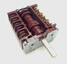 EGO 46.23866.505 Rotary Switch  6 Position (5 Pieces)  16 A  240 V